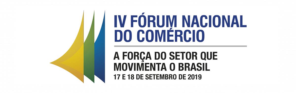 Credenciamento para Cerimônia de Abertura do IV Fórum Nacional do Comércio