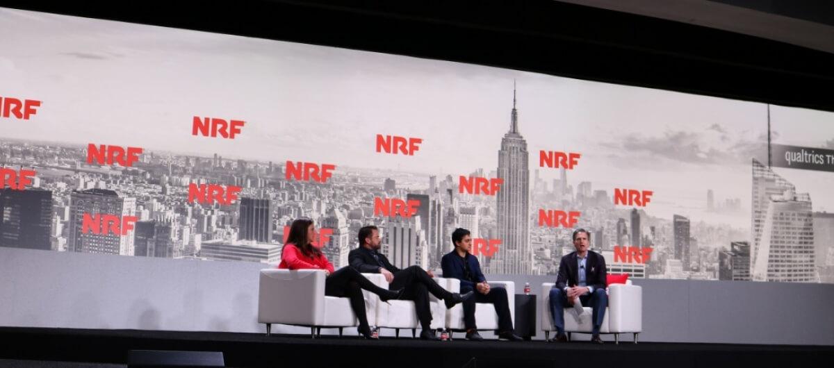 NRF Big Show, a maior feira mundial do varejo, chega ao fim em Nova Iorque