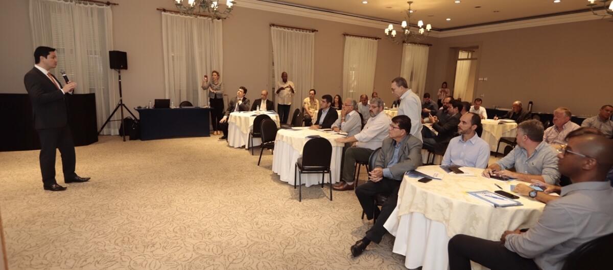 Lideranças discutem Relações Institucionais e Governamentais no Rio de Janeiro