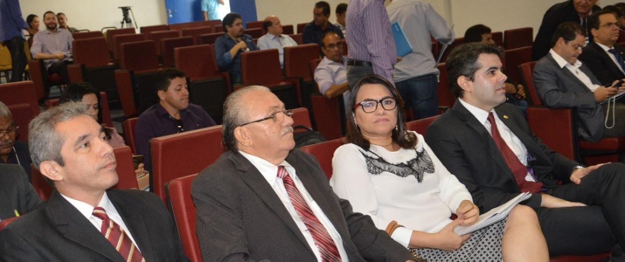 Lideranças e representantes do governo do Maranhão participam de seminário do PNDV