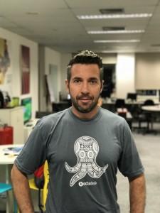 Rodrigo Ricco CEO da Octadesk