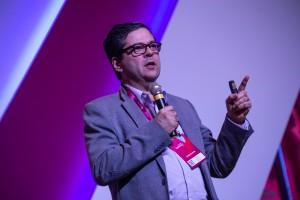 Carlos Netto, CEO da Matera palestra